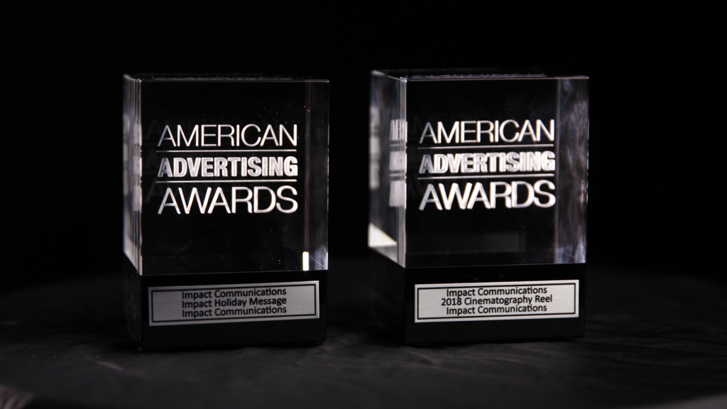 Impact Communications wins ADDY Awards