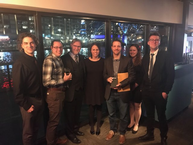 Impact Communications received two Silver ADDYs
