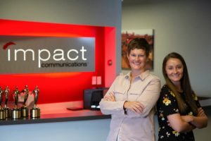 Laura Smith and Lyndsay Sweet join Impact Communications